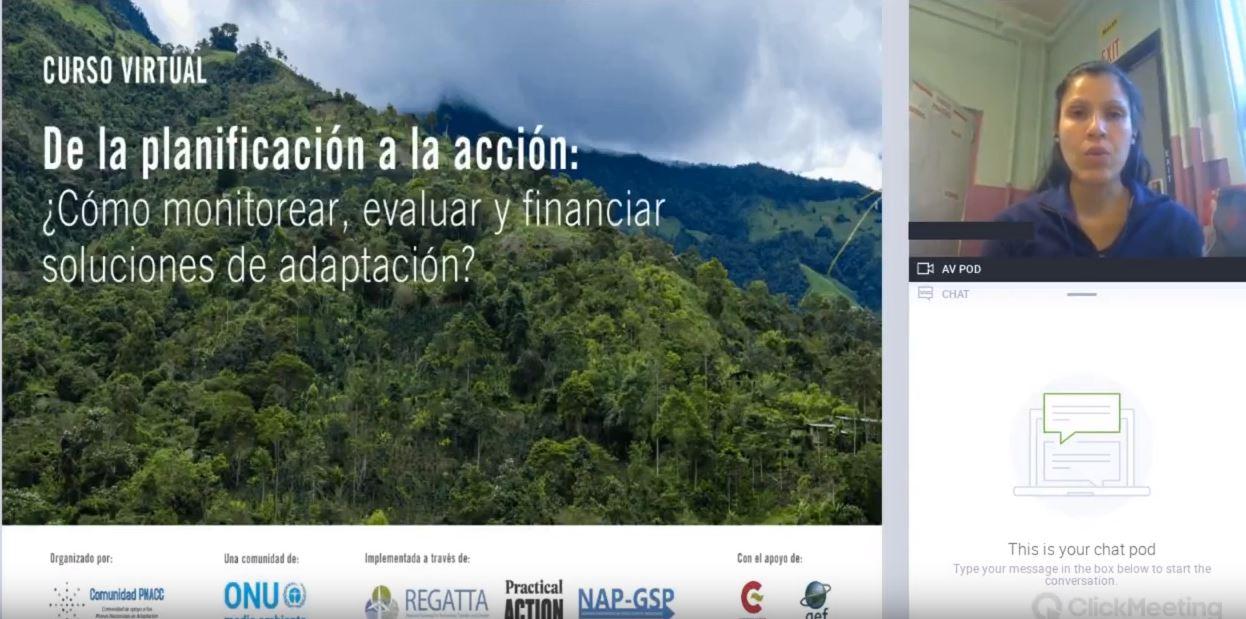 Módulo 3: Fuentes de financiamiento público internacional y nacional para adaptación