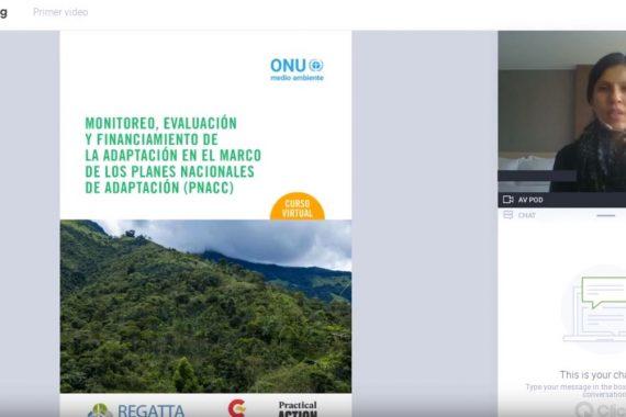 Vídeo de bienvenida de la sección 1: financiamiento climático